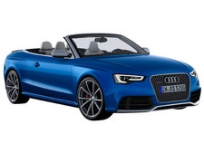 アウディRS5カブリオレの新車見積もり。