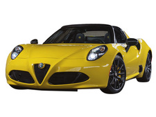 アルファ ロメオ4Cスパイダーの新車見積もり。