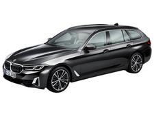 BMW5シリーズツーリングの新車見積もり。