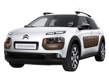 シトロエンC4カクタスの新車見積もり。