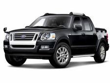 フォードエクスプローラースポーツトラックの新車見積もり。