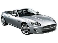 ジャガーXKコンバーチブルの新車見積もり。