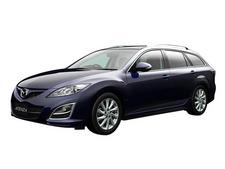 マツダアテンザスポーツワゴンの新車見積もり。