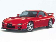 マツダRX-7の新車見積もり。