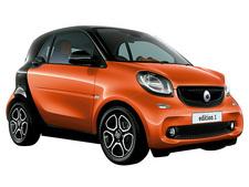 スマートフォーツークーペの新車見積もり。