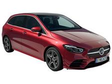 メルセデス・ベンツBクラスの新車見積もり。