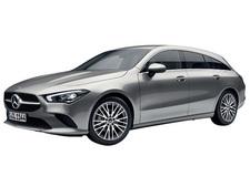 メルセデス・ベンツCLAシューティングブレークの新車見積もり。