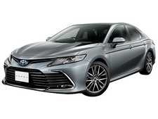 トヨタカムリの新車見積もり。