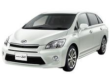 トヨタマークXジオの新車見積もり。