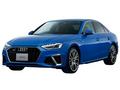 アウディA4の新車見積もり。