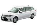 トヨタカローラフィールダーの新車見積もり。
